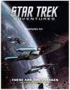 Star Trek Adventures - These are the Voyages - Adventure Compendium Volume 1 (Role Playing Game)