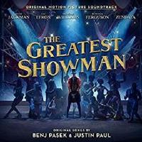 Original Motion Picture Soundtrack - The Greatest Showman (CD) - Cover