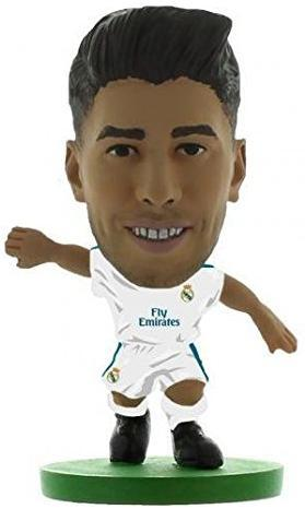 060ce2956 Soccerstarz - Real Madrid Marco Asensio - Home Kit (2018 Version)