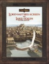 The One Ring RPG - Loremaster's Screen and Lake-town Sourcebook (Role Playing Game)