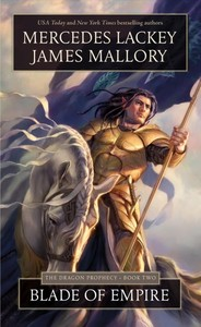 Blade of Empire - Mercedes Lackey (Paperback)