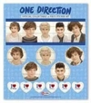 One Direction - Sticker Set