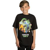 Minecraft - Minecon 2017 Earth Youth Tee (X-Large)