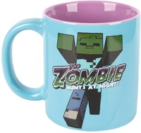 Minecraft - Zombie Ceramic Mug - Cover