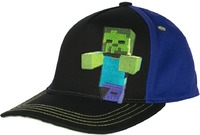 Minecraft - Zombie Stretch Fit Youth Hat - Cover