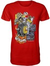 Overwatch - Fire In the Hole Premium Mens T-Shirt (X-Large)