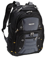 Dell Drifter 17 Inch Backpack - Black and Grey