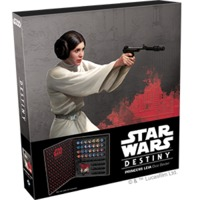 Star Wars: Destiny - Dice Binder: Princess Leia (Collectible Dice Game) - Cover
