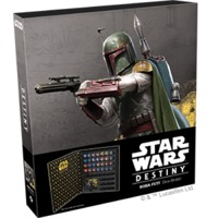 Star Wars: Destiny - Dice Binder: Boba Fett (Collectible Dice Game) - Cover