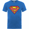 Superman Shield Boys Royal Blue T-Shirt (5 - 6 Years)