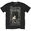 The Doors Nouveau Mens Black T-Shirt (Large)