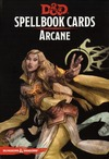 Dungeons & Dragons - Spellbook Cards - Arcane (Role Playing Game)