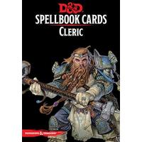 Dungeons & Dragons - Spellbook Cards - Cleric (Role Playing Game)