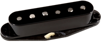 DiMarzio DP175BK True Velvet Neck Electric Guitar Pickup - All-Positions (Black) - Cover