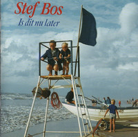 Stef Bos - Is Dit Nu Later (CD) - Cover
