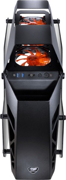 Cougar Conquer Mid-Tower Gaming Chassis