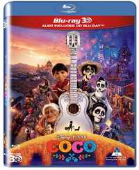 Coco (3D/2D Blu-ray)