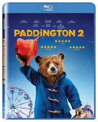 Paddington 2 (Blu-ray) - Cover