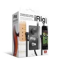 IK Multimedia iRig Stomp Guitar Stomp Box Pedal for Apple Devices