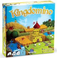 Kingdomino XL - Limited Giants Edition (Board Game) - Cover
