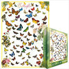 Eurographics - Butterflies Puzzle (1000 Pieces)