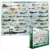 Eurographics - WWI Aircraft Puzzle (1000 Pieces)