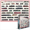 Eurographics Puzzle 1000 Pieces - Steam Locomotives