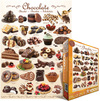 Eurographics - Chocolate Puzzle (1000 Pieces)
