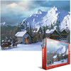 Eurographics - Rocky Mountain Christmas Puzzle (1000 Pieces) Cover