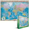 Eurographics - Map of the World Puzzle (1000 Pieces)