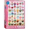 Eurographics - Cupcakes Occasions Puzzle (1000 Pieces)