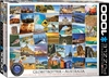 Eurographics Puzzle 1000 Pieces - Globetrotter Australia Cover