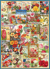 Eurographics - Flowers Seed Catalogue Puzzle (1000 Pieces)