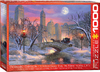 Eurographics - Christmas Eve in New York City Puzzle (1000 Pieces)