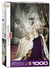 Eurographics - Queen Elizabeth II Puzzle (1000 Pieces)