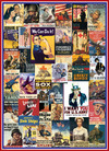 Eurographics - World War I/II Vintage Posters Puzzle (1000 Pieces)