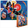 Eurographics - In Blue / Wassily Kandinsky Puzzle (1000 Pieces)