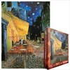 Eurographics - Cafe at Night / Van Gogh Puzzle (1000 Pieces)