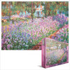Eurographics - Monet's Garden / Claude Monet Puzzle (1000 Pieces) Cover