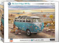 Eurographics - The Love & Hope VW Bus Puzzle (1000 Pieces) - Cover