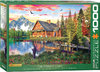 Eurographics - The Fishing Cabin Puzzle (1000 Pieces)