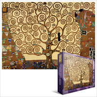 Eurographics - Tree of Life / Gustav Klimt Puzzle (1000 Pieces) - Cover