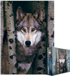 Eurographics Puzzle 1000 Pieces - Gray Wolf (8X8 box) (MO) Cover
