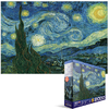 Eurographics - Starry Night / Van Gogh Puzzle (2000 Pieces)