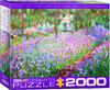 Eurographics - The Artist's Garden Puzzle (2000 Pieces) Cover