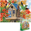 Eurographics - Trumpet Vines & Sparrows Puzzle (300 Pieces)