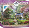 Eurographics - Blooming Garden Puzzle (300 Pieces) Cover