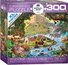 Eurographics - Noah's Ark Before the Rain Puzzle (300 Pieces) Cover