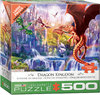 Eurographics - Dragon Kingdom Puzzle (500 Pieces) Cover