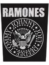 Ramones - Classic Seal (Back Patch)